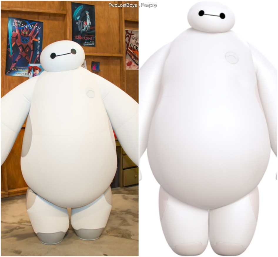 Baymax (Big Hero 6)