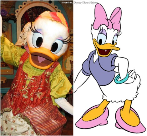 Daisy Duck (Mickey and Friends)