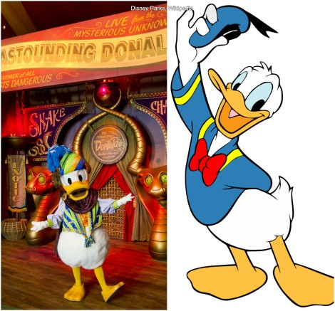 Donald Duck (Mickey and Friends)