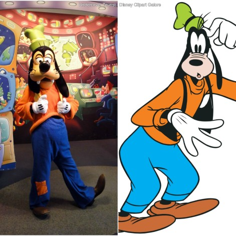 Goofy (Mickey and Friends)