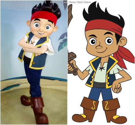 Jake (Jake and the Neverland Pirates)