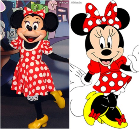 Minnie Mouse (Mickey and Friends)
