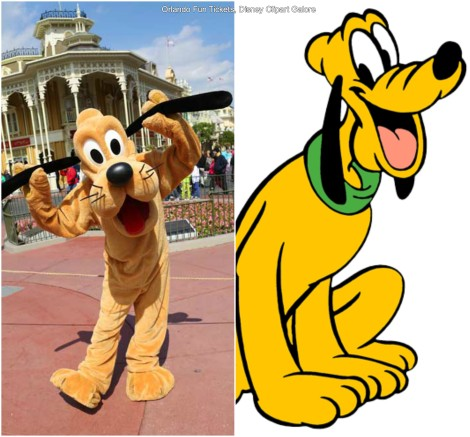 Pluto (Mickey and Friends)