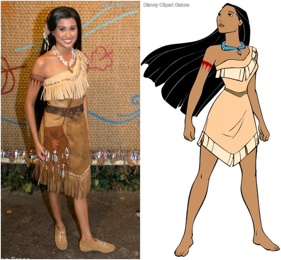 Pocahontas (Pocahontas)