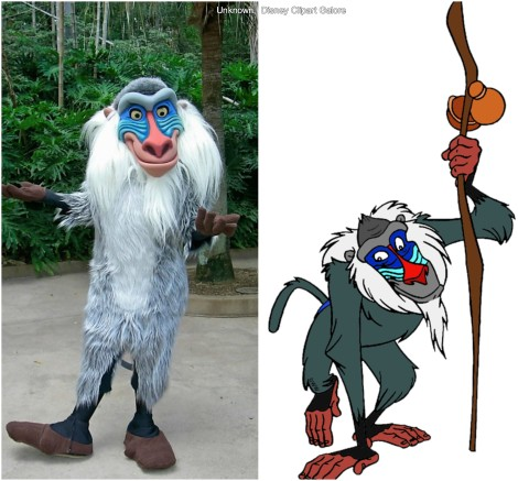 Rafiki (The Lion King)