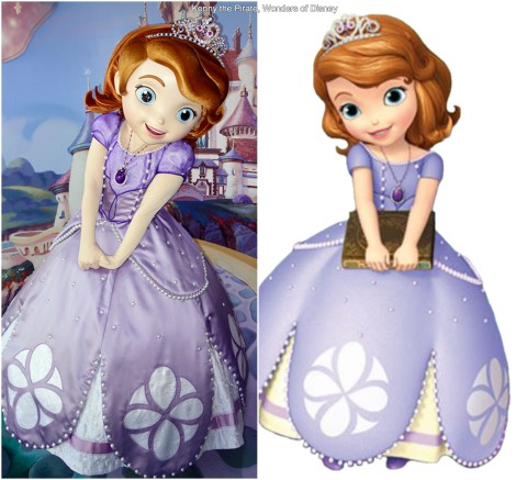 Sofia (Sofia the First)