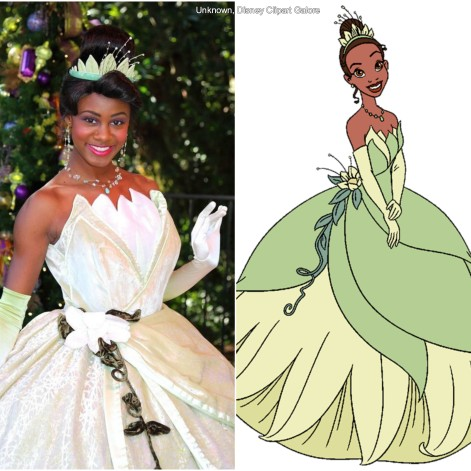 Tiana (The Princess and the Frog)